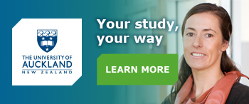 Your study, your way - learn more about studying at the University of Auckland