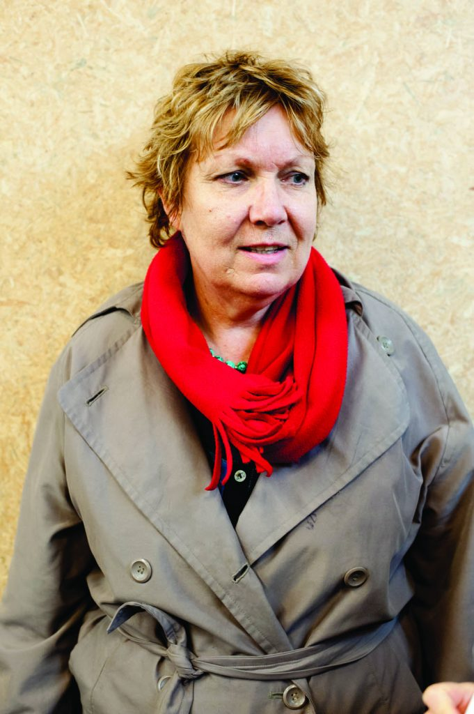 """Sue, secondary teacher: """"Bulk-funding is ridiculous and our kids will suffer. We've got to do something about it"""""""